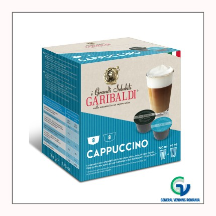 garibaldi cappuccino gv